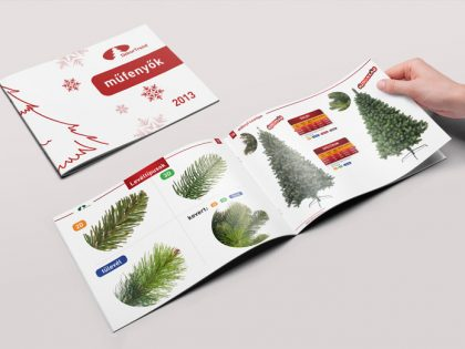 Dekortrend – christmas catalogue
