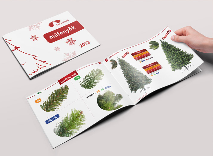 Dekortrend – christmas catalogue