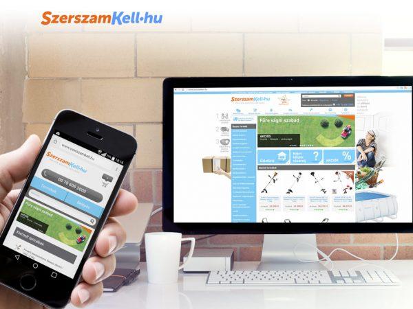 Szerszamkell.hu webáruház