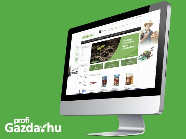 Profigazda.hu webáruház